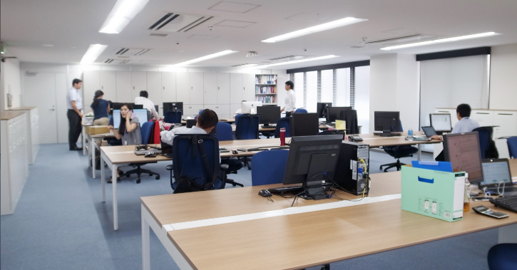 ネットブレインズ オフィス